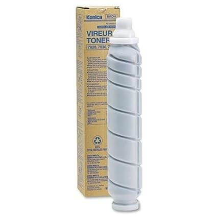 Konica Minolta Toner Cartridge,F/ Konica 7020/7025/7030,26000 Page Yield,Black
