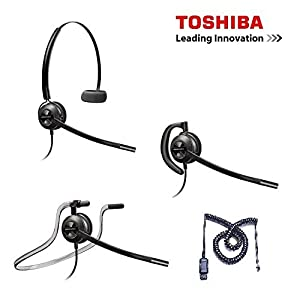 Amazon.com : Toshiba Compatible Plantronics EncorePro 540