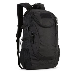 SUNVP-25L-Military-Daypack-MOLLE-Rucksack-Gear-Tactical-Assault-Casual-Daypacks-Student-Bag-Backpack-for-Hunting-Camping-Trekking-Travel