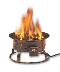 Heininger 5995 58,000 BTU Portable Propane Outdoor Fire ...