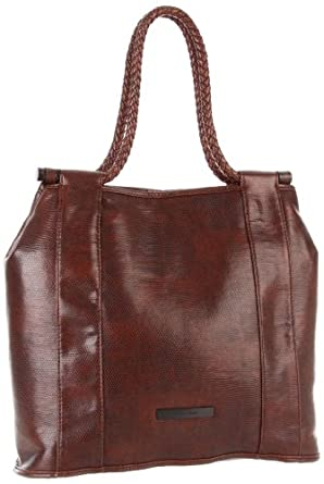 Ivanka Trump Lauren IT1059-06 Shoulder Bag,Cognac,One Size