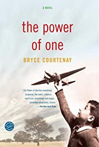 "Cover of ""The Power of One: A Novel"""