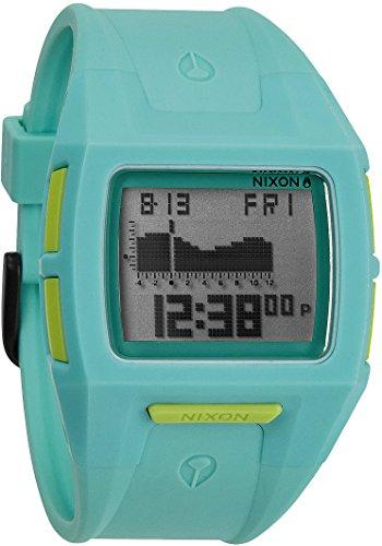 video review,lodown watch,nixon women,light blue,one size,(VIDEO Review) Nixon Women's The Lodown Watch, Light Blue, One Size,