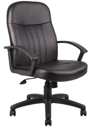 OFFICE CHAIR Review Boss B8106 Executive Chair Black