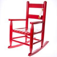Red Toddler Rocking Chair : Rocking Chairs