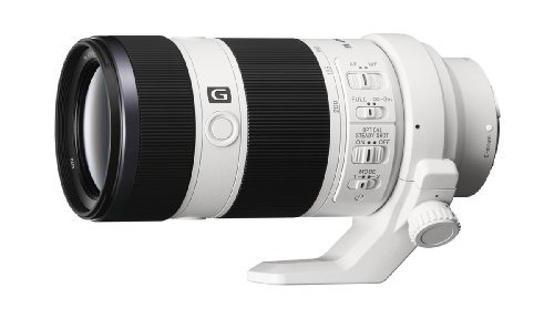 Sony FE 70-200mm F4 G OSS Interchangeable Lens for Sony Alpha Cameras