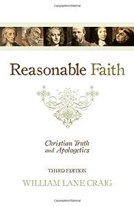 """Cover of """"Reasonable Faith: Christian Tru..."""
