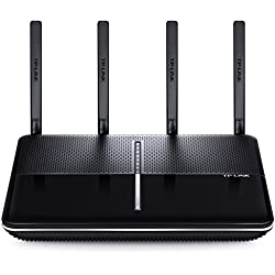 TP-LINK AC3150 Wireless Wi-Fi Router, XStream Processing, 4-Stream, NitroQAM, Smart Connect (Archer C3150)