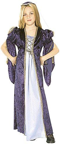 Rubies Renaissance Faire Juliet Child Costume, Large, One Color