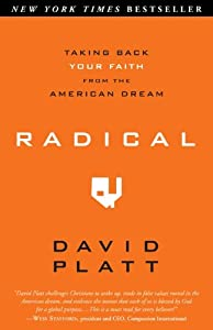 "Cover of ""Radical: Taking Back Your Faith..."