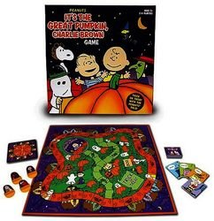It's the Great Pumpkin, Charlie Brown Game