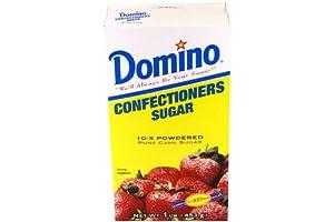 Amazoncom Domino Powdered Confectioners Sugar 16oz