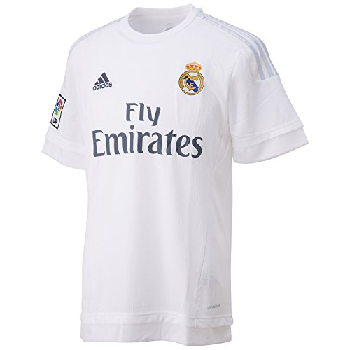 adidas Jungen Fuβballtrikot REAL H Jersey Y
