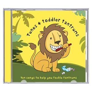 Tunes 4 Toddler Tantrums CD by Victoria Arlidge from Amazon