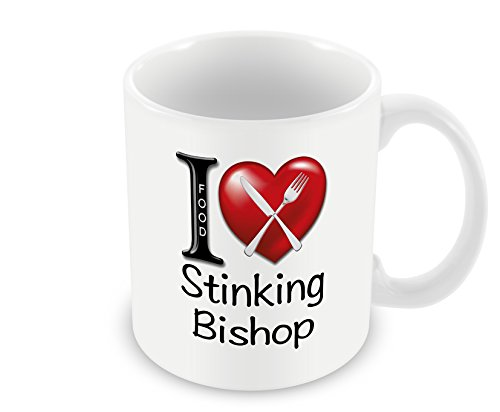 Food Mug - I Love Stinking Bishop