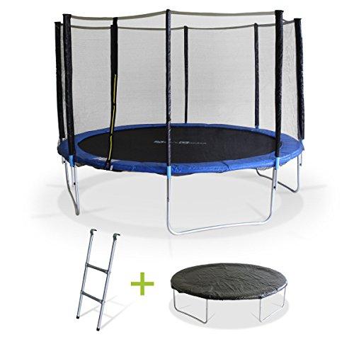 nos conseils pour choisir un trampoline de jardin xxl