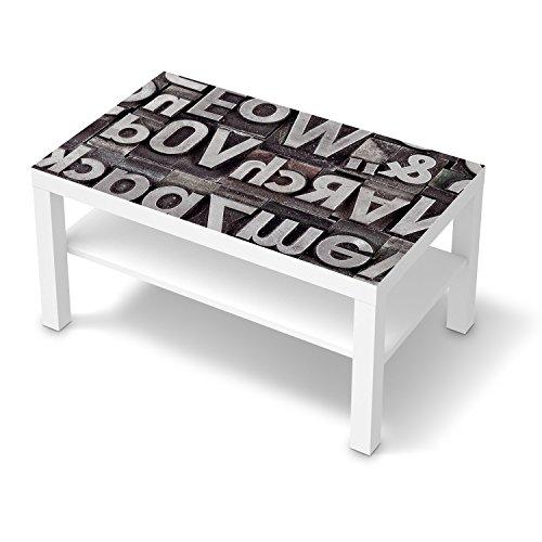 DekorFolie fr IKEA Lack Tisch 9055 cm  Mbeldekor