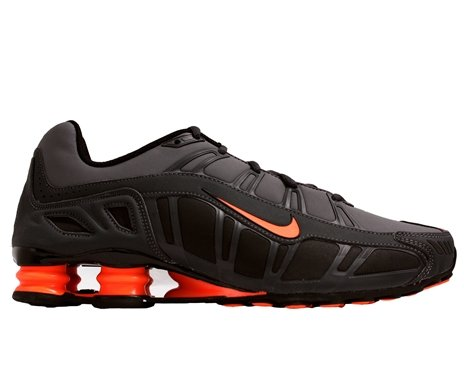 Buy Nike Shox Turbo 3.2 SL Mens Running Shoes Dark Grey/Total Orange-Anthracite-Black 455541-080-10.5