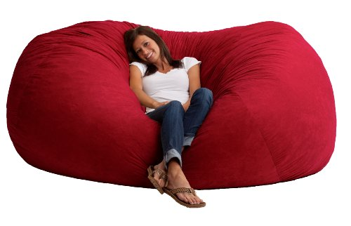 giant bean bag chairs for adults reading posture chair cool & funky teens and