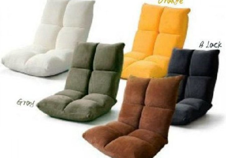 Folding Floor Rocking Chair