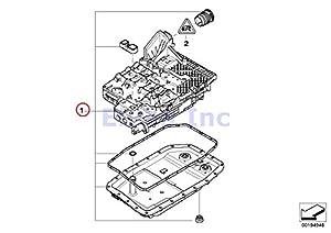 Amazon.com: BMW Genuine Automatic Transmission Valve Body