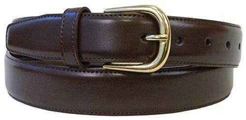 The Vegan Collection Garrison Brown Men's Belt (Medium (34