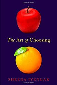 """Cover of """"The Art of Choosing"""""""