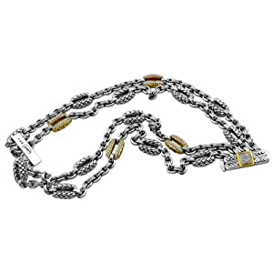 Amazon.com: Scott Kay Jewelry B1208TPADM75 Women's