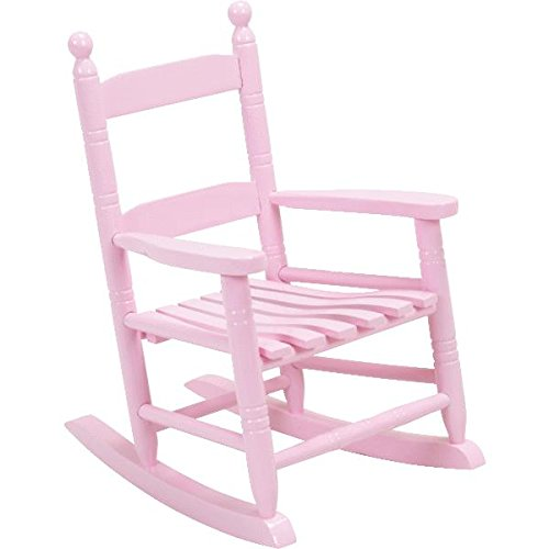 Knollwood Kind Rocking Chair Finish Pink  shopswell