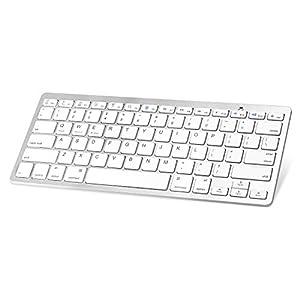 Amazon.com: MoKo Ultra-slim Wireless Bluetooth Keyboard