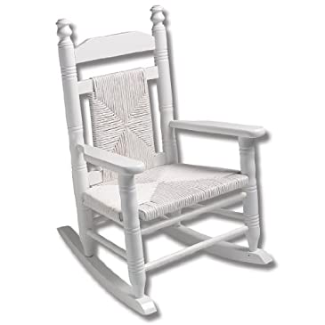 cracker barrel rocking chair reviews braun lift child woven seat - pure white : chairs