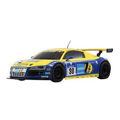 Kyosho-Auto-Scale-2010-Phoenix-Racing-Audi-R8-LMS-Car-Accessory-Fits-Mini-Z-Vehicle