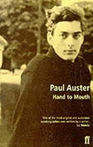 "Cover of ""Hand to Mouth: A Chronicle of E..."
