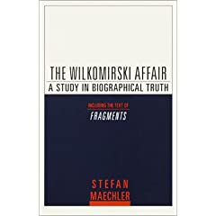 The Wilkomirski affair