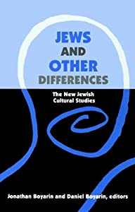 """Cover of """"Jews and Other Differences: The..."""