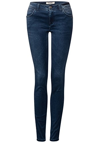 Street One Damen Middle Waist Denim York
