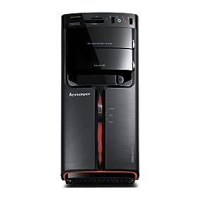 Lenovo K330B 77472AU Desktop (Black)