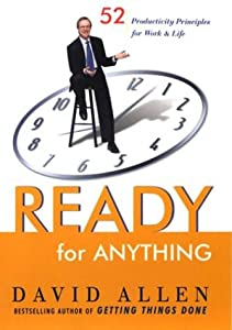"Cover of ""Ready for Anything: 52 Producti..."
