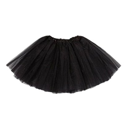 Baby-Dress-Leoy88-Girl-Princess-Mini-Dress-Dancewear-Black