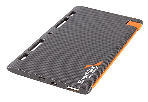 EnerPlex Jumpr Slate 5K-L Lightning Power Bank for iPhone 5, 6, iPod Touch 5, iPod Nano 7, iPad Air and Air2