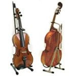 Ingles Ingles Adjustable Cello and Bass Stand for $44.09 + Shipping