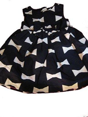 Kate-Spade-Gap-BabyGap-Bow-Print-Dress-designer-GapKids-size-2-2T-year-diaper-cover