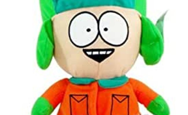 Amazon South Park Kyle Plush Doll Stuffed Toy 10