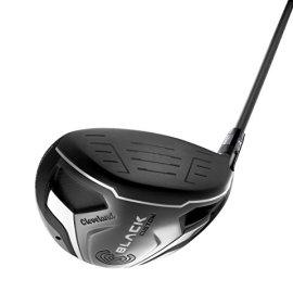 Cleveland Golf Men's Black 2015 Custom Driver, Right Hand, Regular Flex, Adjustable 9 To 12 Degrees of Loft