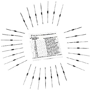Amazon.com: DIRECTED ELECTRONICS 654T Resistor Multi-Pack