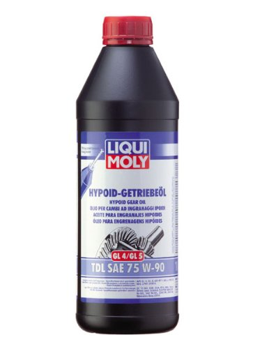 Liqui Moly Getriebeöl TDL SAE 75 W 90 75W90 Öl 1 l