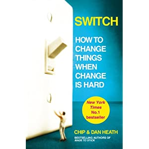Book review - Switch: How to change things when change is hard