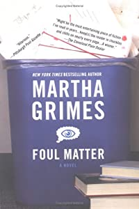 "Cover of ""Foul Matter"""