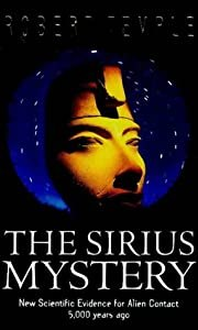 """Cover of """"The Sirius Mystery: New Scienti..."""