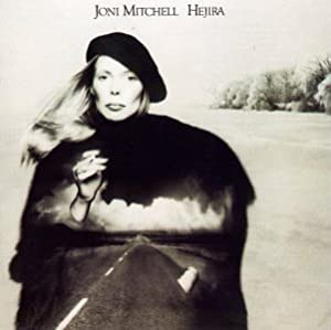 "Cover of ""Hejira"""